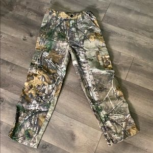Real tree Ranger Camo Pants